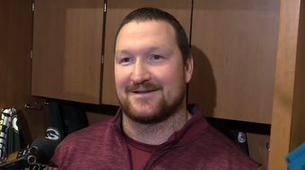 Packers right tackle Bryan Bulaga discusses Aaron Rodgers' performance against the Oakland Raiders and where it ranks among his best games.