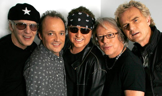Loverboy will perform at Fantasy Springs in Indio, Calif. on Oct. 26, 2019.