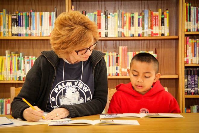 Read With Me was one of the local nonprofits supported by ICEF's Coachella Valley Fund in 2019.