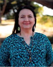 Wiyot tribal administrator Michelle Vassel