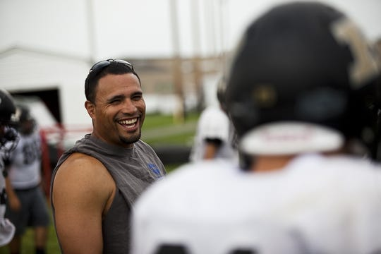 Biglerville head football coach Alex Ramos plans to step down after his 10th season with the Canners.