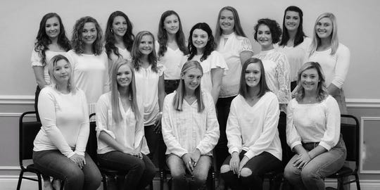15 area students are competing in the 51stannual Miss Hanover Area pageant, which will be held in the auditorium at New Oxford High School at 7 p.m., Oct. 28.