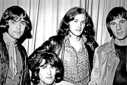 The Kinks in 1969