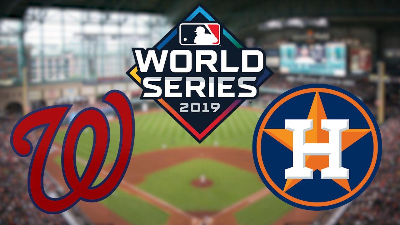 World Series Nationals Vs Astros Features Big Diamondbacks Influence