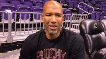 Monty Williams and Ricky Rubio talk about making the playoffs being a team goal for the Phoenix Suns this season.
