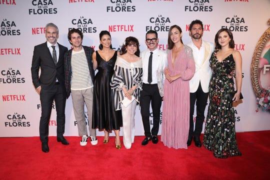 Dicen que la serie no es lo mismo sin la presencia de Verónica Castro, pero Manolo Caro asegura que lo importante es que la están viendo.