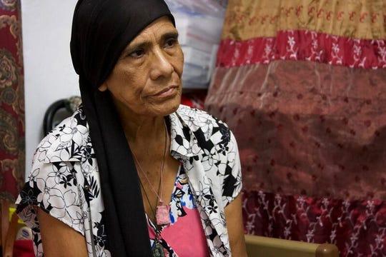 Paciente de Hospice of the Valley Maria Estrada Hernandez.
