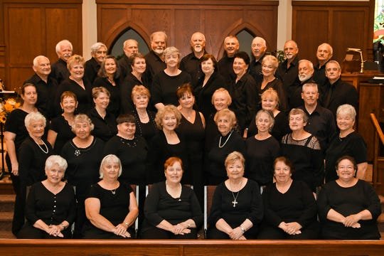 New Song Community Choir will perform Saturday at Friendship Baptist Church.