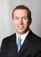 Lebanon County District Attorney Dave Arnold, the Republican nominee for the 48th Senate District Seat.