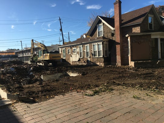 UNR begins demolition of 8 homes in historic Gateway District