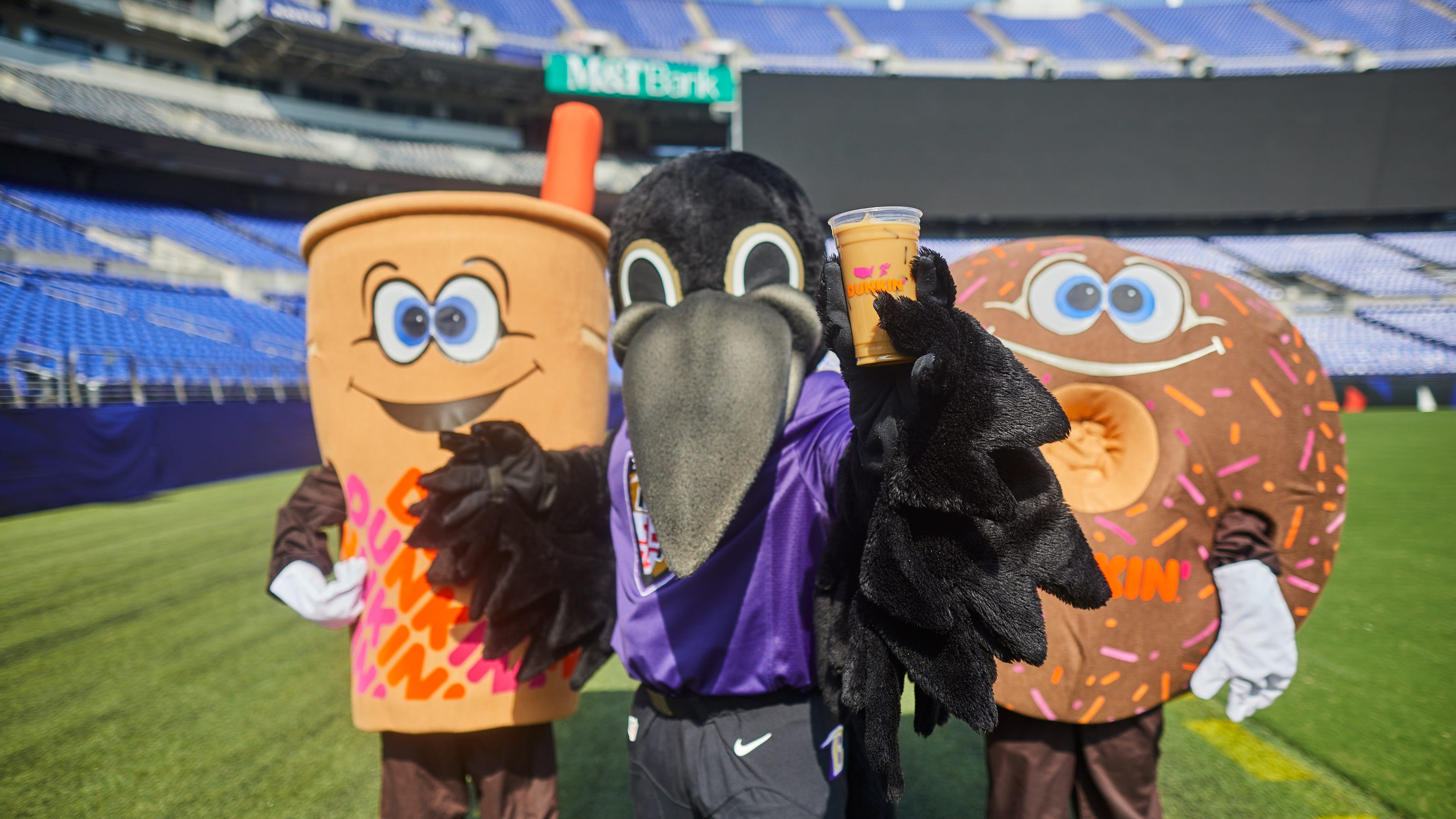 Dunkin' Donuts offers free coffee to celebrate Ravens win