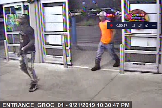 Several large televisions were reported stolen from a north Shreveport Wal-Mart in September.