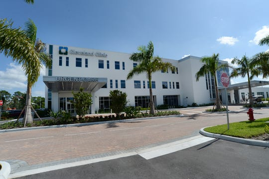 The new Cleveland Clinic Family Health Center, Stuart, opened its doors on Monday, October 21, 2019, at 3801 S. Kanner Highway, the corner of S. Kanner Highway and Indian Street in Stuart. The state-of-the-art Family Health Center features physician offices, a full-service imaging center and a lab draw station. An urgent care is scheduled to open by January 2020.