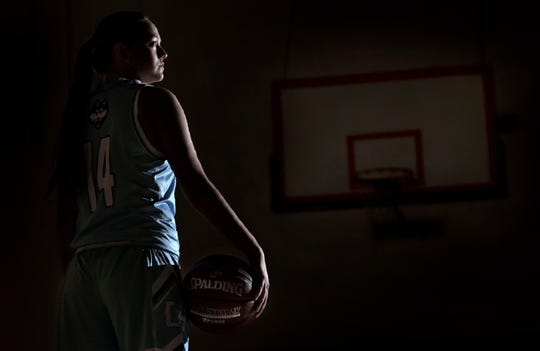 Chapin senior guard Annelise Dominguez is a top player to watch when the high school basketball season begins on November, 8.
