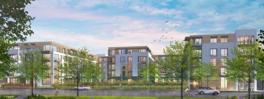 Rendering of Phase II of Edge-on-Hudson development