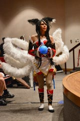The first-ever Wichita Falls Comic Expo will have an adult cosplay contest at 5 p.m. Saturday and a children's cosplay contest at 3 p.m. Sunday at the Ray Clymer Exhibit Hall. Entry is free with admission.