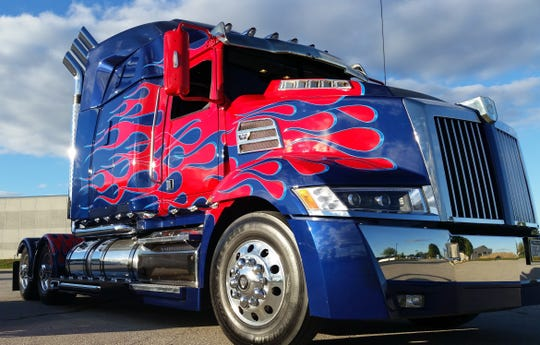"A full replica of Optimus Prime from the ""Transformers Age of Extinction"" film will be one of the fun things on display  at the Wichita Falls Comic Expo from 9:30 a.m. to 9 p.m. Saturday & 10 a.m. to 4 p.m. Sunday at the Ray Clymer Exhibit Hall"