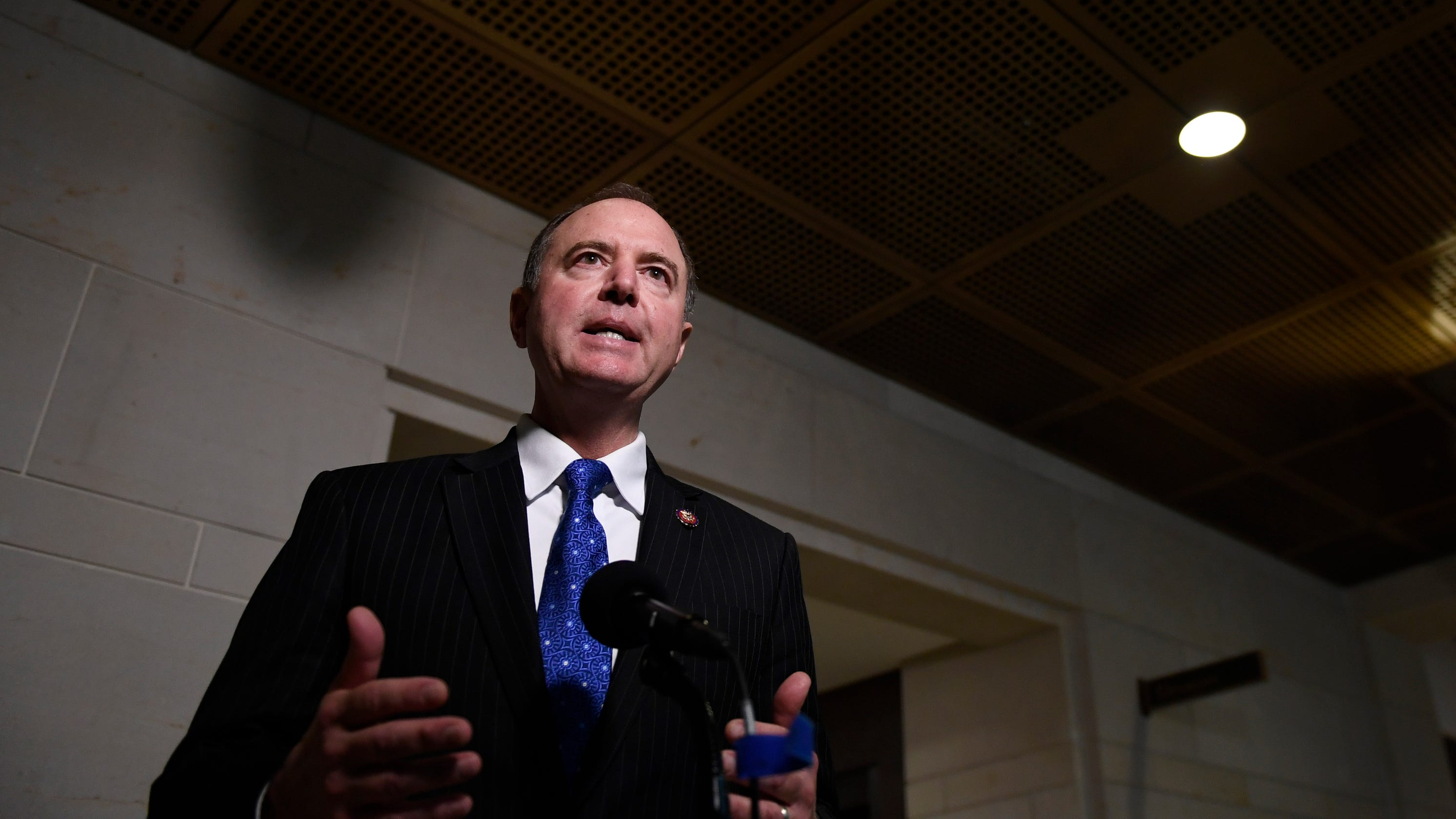 House Democrats reject resolution to censure Schiff over ...