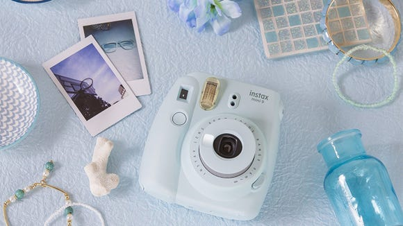 Best gifts for teen girls 2019: Instax Mini 9