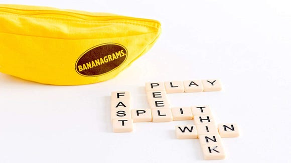 Best gifts for best friends 2019: Banangrams