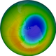 Ozone hole shrinks to smallest size on record, and it's not related to global warming