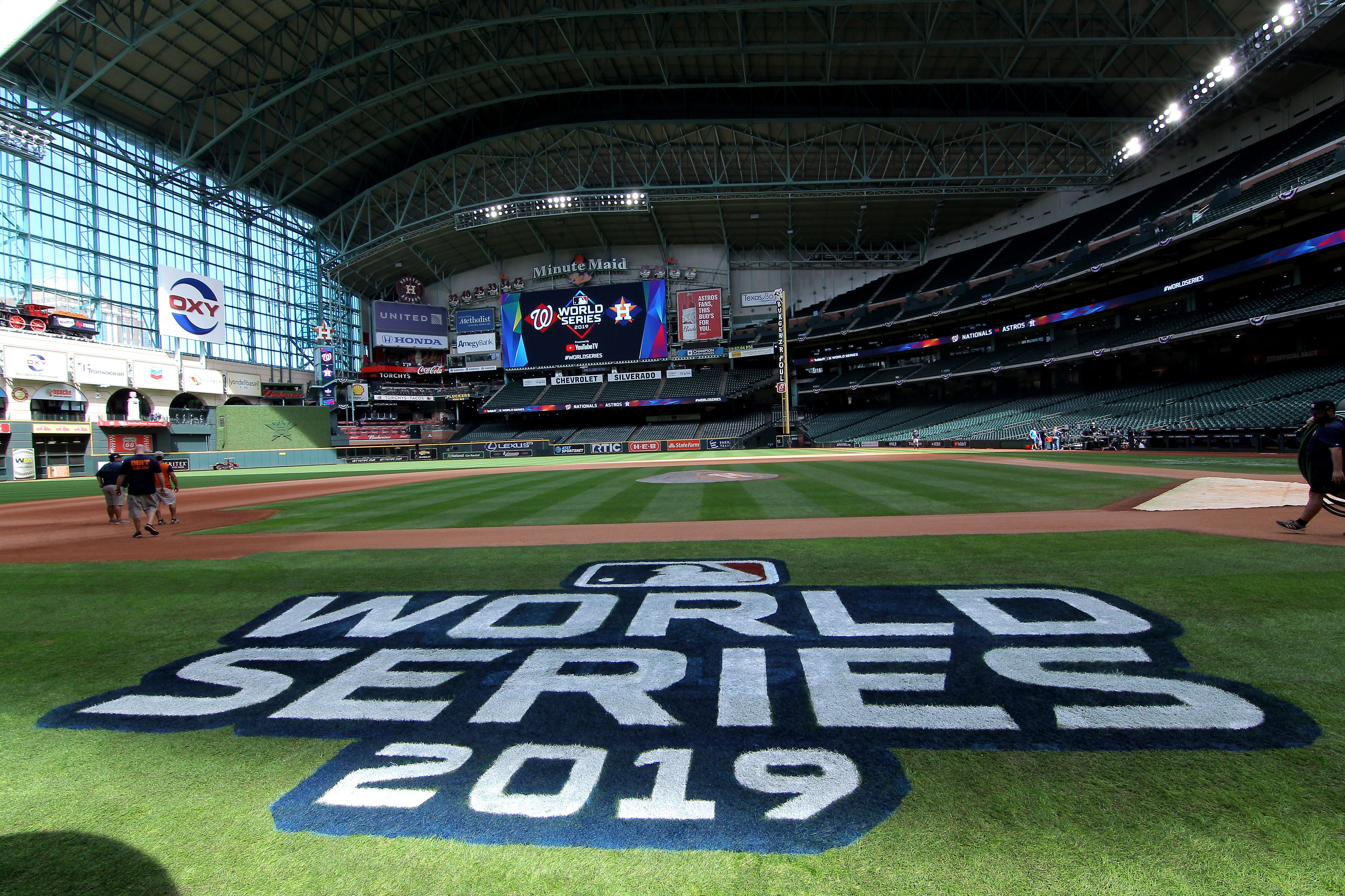 World Series preview: Breaking down the Astros vs. Nationals matchup