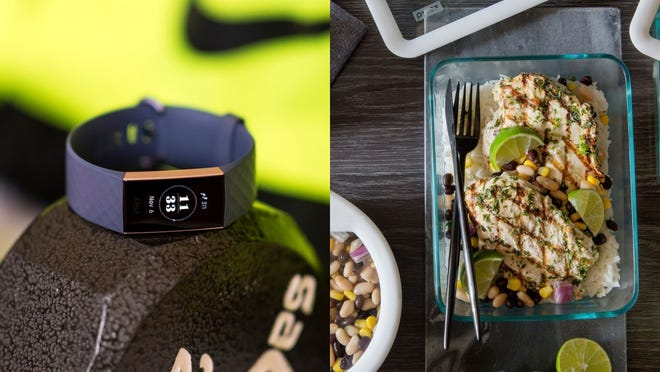 Best health and fitness gifts 2020: Fitbit Charge 4 & Pyrex Ultimate 10-piece food storage set
