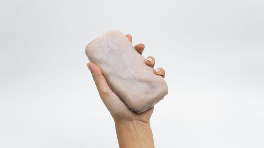 Your next phone case could have the feel of human skin