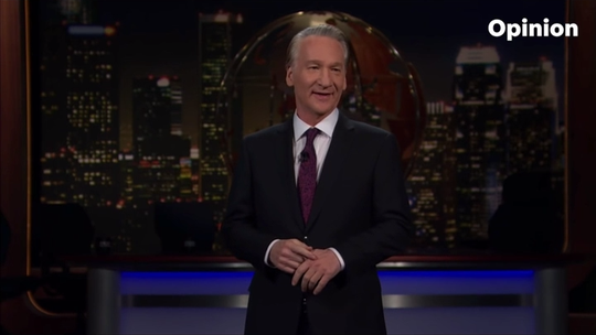 Maher: Trump impeachment scandal is perfect for Halloween season