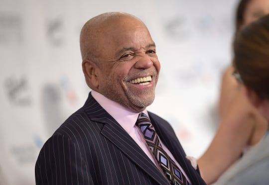 Berry Gordy in New York in 2017.