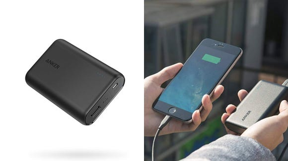 Best gifts for teen boys 2019: Anker portable charger