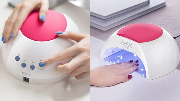 Best gifts for beauty 2019: SunUV LED Nail Lamp