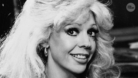 Morganna 'The Kissing Bandit' still in love with baseball 50 years after debut