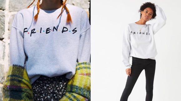 Best gifts for best friends 2019: Friends Sweatshirt