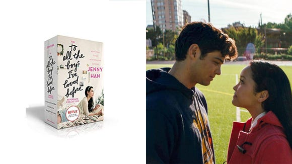 Best gifts for teen girls 2019: To All The Boys I've Loved Before Box Set
