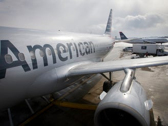 American Airlines flight diverted after cleaning fluid spill makes passengers ill