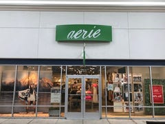 Aerie brings girls' fashions to Jersey Shore Premium Outlets