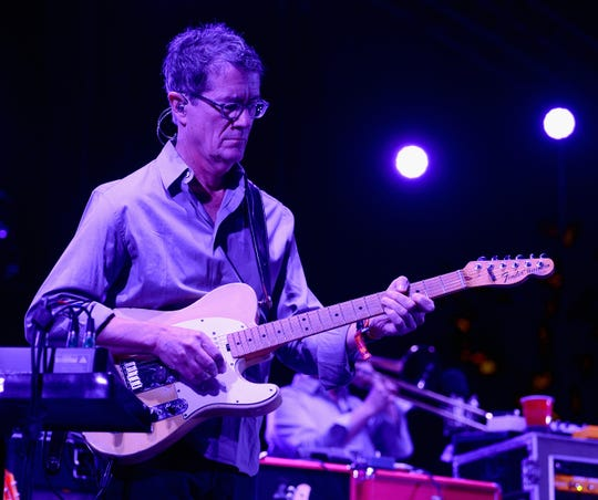 Jon Herington of Steely Dan performs onstage during day 1 of the 2015 Coachella Valley Music & Arts Festival (Weekend 1) at the Empire Polo Club on April 10, 2015 in Indio, California.