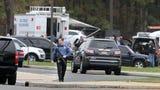 Brick Township police chief James Riccio details shooting outside Brick Memorial High School.