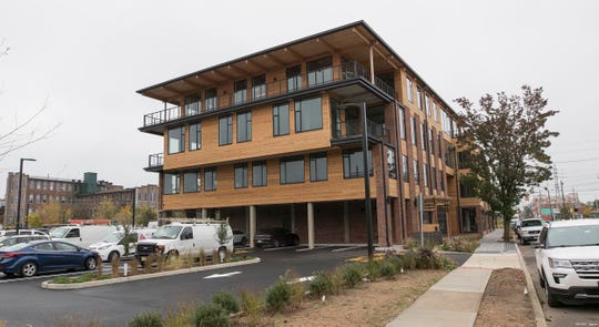 The Sawtooth Group, a digital marketing firm in Red Bank, is the first tenant to move into the Anderson Building, a former warehouse that has become one of the hottest properties in Red Bank.