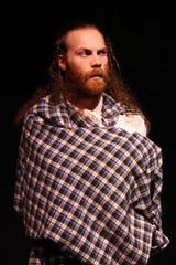 Macduff (Kristopher Jones) ponders his next move.