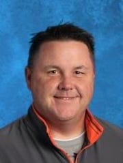 Rockwall High School head football coach and athletic coordinator Rodney Webb.