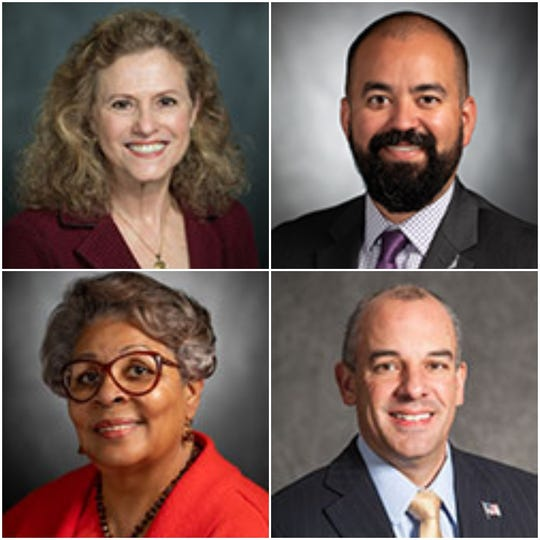 Rep. Donna Howard, Rep. Joe Moody, Rep. Senfronia Thompson, Rep. Chris Turner