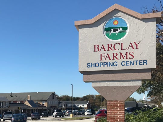 Barclay FArms Shopping Center in Cherry Hill could be getting a Wawa.