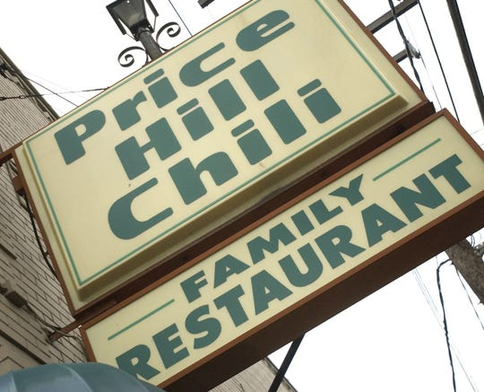May 9, 2003: Price Hill Chili Family Restaurant is a landmark on the West Side.