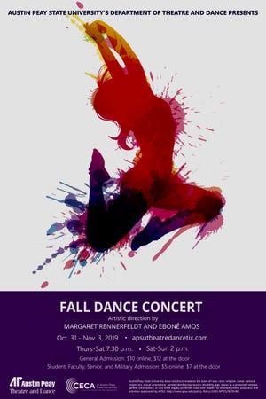 Fall Dance Concert
