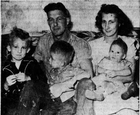 Westlake Legal Group 2f58c6a8-2d0c-4042-a2dd-18b99a4bd8f7-Keller_family_1950 Meet the Marine the world just learned helped raise the flag at Iwo Jima in World War II