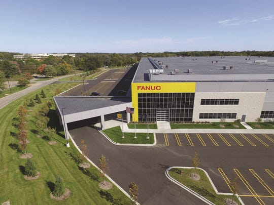 FANUC America opened its new robotics and automation facility in Auburn Hills in October 2019.