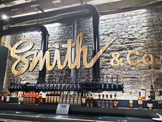 Smith & Co. is located in the former Smith Welding & Supply Company on Selden in Midtown.