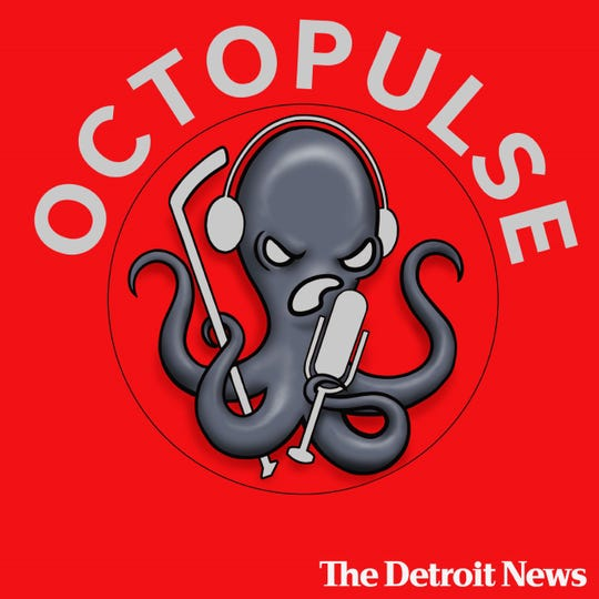The OctoPulse podcast, taking the pulse of the Red Wings' rebuild under GM Steve Yzerman.